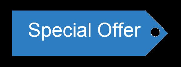 Image result for special offer blue